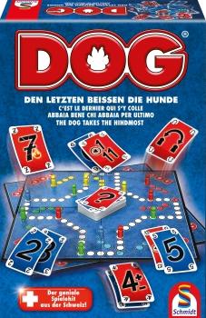 DOG® Den Letzten Beissen Die Hunde - SCHMIDT SPIELE®