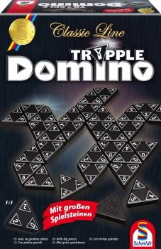 Tripple-Domino® - Classic Line - SCHMIDT SPIELE®