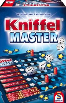 Kniffel® MASTER - Spannung und Taktik - SCHMIDT SPIELE®