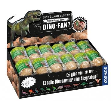 Ausgrabungsset - Dino-Ei (pro Stück)