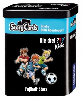 StoryCards - Die drei ??? Kids Fußball-Stars