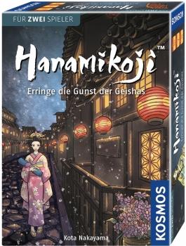 Hanamikoji - Erringe die Gunst Geishas