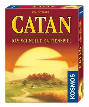 CATAN - Das schnelle Kartenspiel