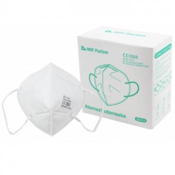 Atemschutzmaske FFP2, 5-lagig mit Nasenbügel